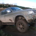 4×4 Military Offroad Driving