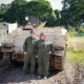 Special Tank Drive for Two